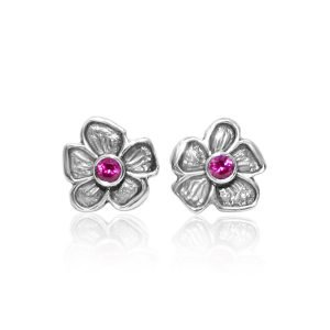 Dee-Ayles-Jewellery-London-Flower-Stud-Earring-430