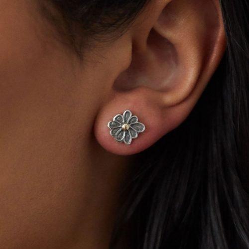 Dee-Ayles-Jewellery-London-Earring-Model-432